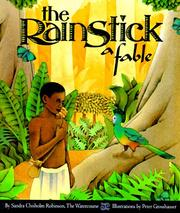 Cover of: The rainstick