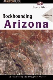 Cover of: Rockhounding Arizona