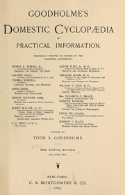 Cover of: Goodholme