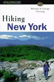 Cover of: Hiking New York