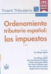 Ordenamiento tributario español: los impuestos
