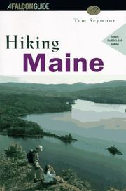 Cover of: Hiking Maine