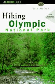 Cover of: Hiking Olympic National Park