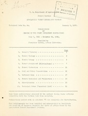 Cover of: Publications by members of the staff (including cooperators), July 1, 1921-December 31, 1936 | Josephine Laxton