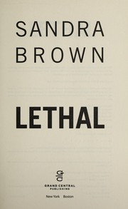 Cover of: Lethal