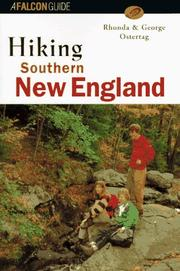 Cover of: Hiking southern New England | Rhonda Ostertag