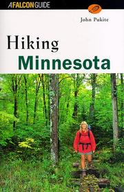 Cover of: Hiking Minnesota