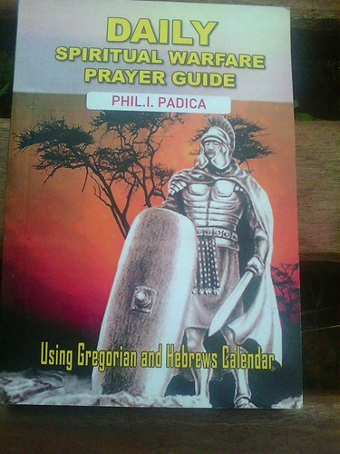 daily spiritual warfare prayer pdf