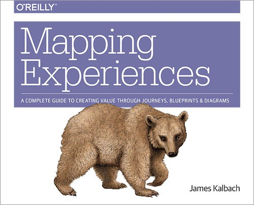 Mapping Experiences  2016 Edition