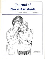 Journal of Nurse Assistants by Patrick J. Cassidy