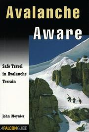Cover of: Avalanche aware