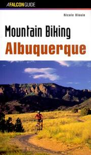 Cover of: Mountain Biking Albuquerque