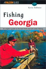 Cover of: Fishing Georgia
