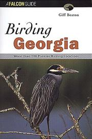 Cover of: Birding Georgia