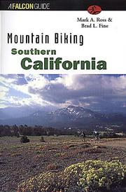 Cover of: Mountain Biking Southern California