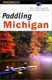 Cover of: Paddling Michigan