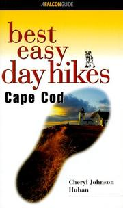 Cover of: Best Easy Day Hikes Cape Cod