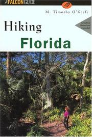 Cover of: Hiking Florida | M. Timothy O