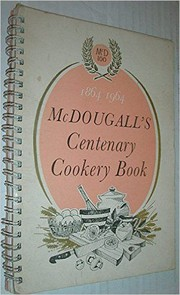 Cover of: [Macdougall