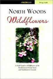 Cover of: North Woods Wildflowers