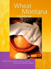 Cover of: Wheat Montana Cookbook