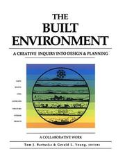 Cover of: The Built Environment