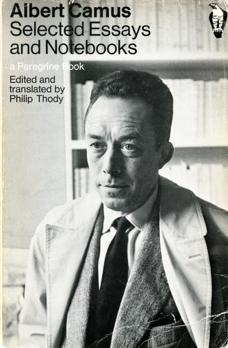 essays by camus Free essay: parallels within the stranger (the outsider) the stranger by albert camus is a story of a sequence of events in one man's life that cause him to.