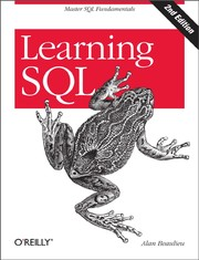 Cover of: Learning SQL | Alan Beaulieu