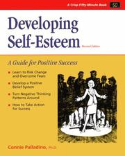 Cover of: Crisp: Developing Self-Esteem | Connie Palladino