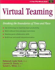 Cover of: Virtual teaming