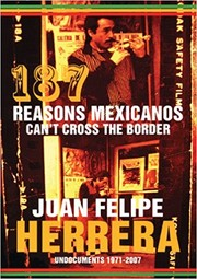 Cover of: 187 Reasons Mexicanos Can't Cross the Border |