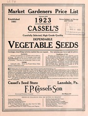 Cover of: Market gardeners price list | Cassel