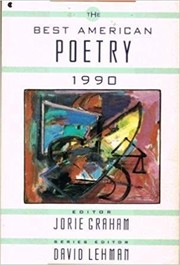 Cover of: The Best American Poetry 1990