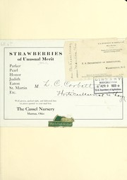 Cover of: Strawberries of unusual merit | Cassel Nursery