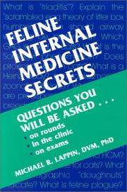 Cover of: Feline Internal Medicine Secrets