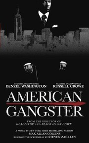 Cover of: American gangster: a novelization