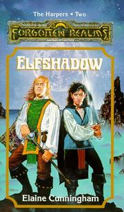 Cover of: Elfshadow (Forgotten Realms: Songs and Swords (The Harpers), Book1)