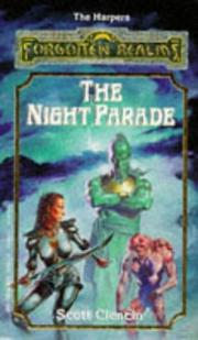 Cover of: THE NIGHT PARADE