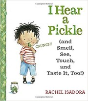 Cover of: I Hear a Pickle