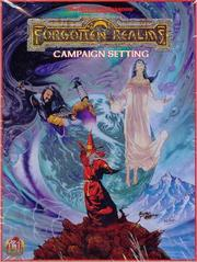 Cover of: FORGOTTEN REALMS CAMPAIGN