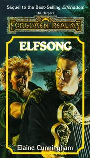 Cover of: Elfsong (Forgotten Realms: Songs and Swords (The Harpers), Book 2)