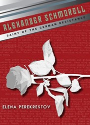 Cover of: Alexander Schmorell |