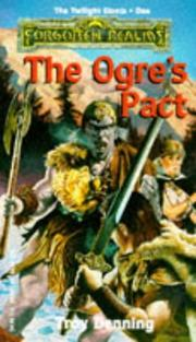 Cover of: THE OGRE'S PACT (Forgotten Realms)