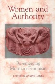 Cover of: Women and Authority