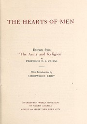 Cover of: The hearts of men