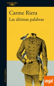 Cover of: Las últimas palabras