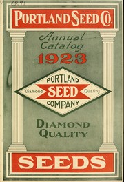 Cover of: Annual catalog 1923