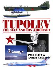 Cover of: Tupolev