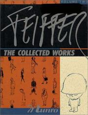 Cover of: Feiffer: The Collected Works | Jules Feiffer