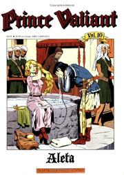 Cover of: Prince Valiant Vol. 10  | Harold Foster